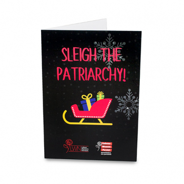 Labour Womens Christmas Card
