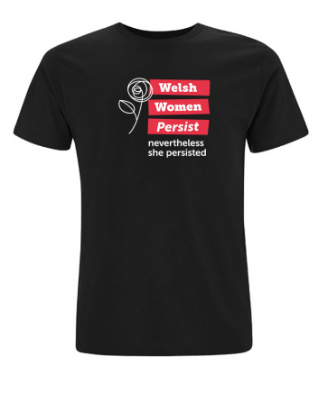 Welsh Women Persist T-Shirt
